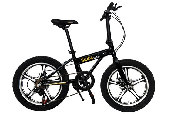 sliding bike