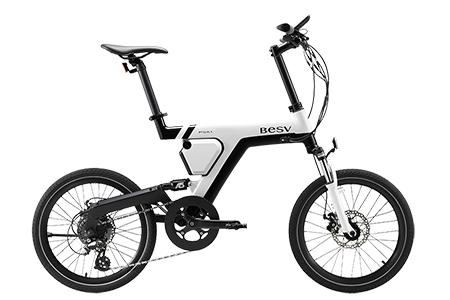 電動輔助自行車 / 達瑞創新股份有限公司