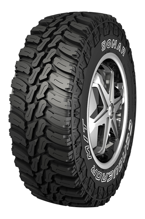 All-terrain SUV tire