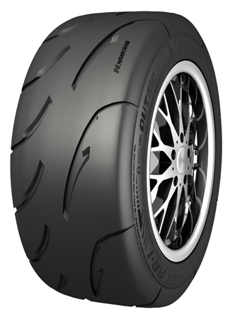 Semi-slick tire / NANKANG RUBBER TIRE CORP., LTD.
