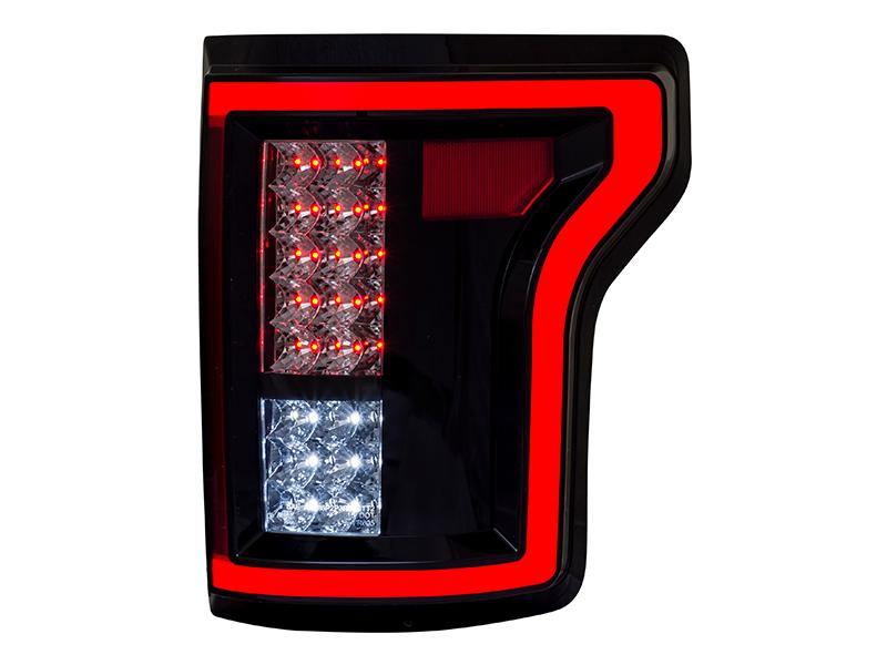 龍鋒皮卡高效能全LED尾燈-熾焰鋒芒 / 龍鋒企業股份有限公司