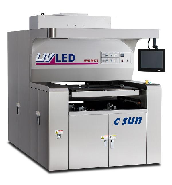 內/外層半自動UV LED曝光機