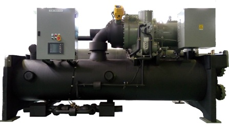 Energy-Saving with high efficiency VFD Centrifugal Chiller / TECO ELECTRIC & MACHINERY CO., LTD.