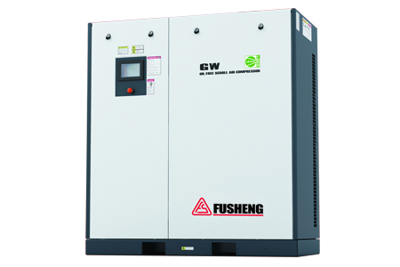 Fusheng Industrial CO.,LTD-GW無油渦巻き型空気圧縮機
