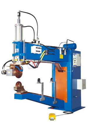 New Energy-efficient 3 Phase Inverter Seam Welder