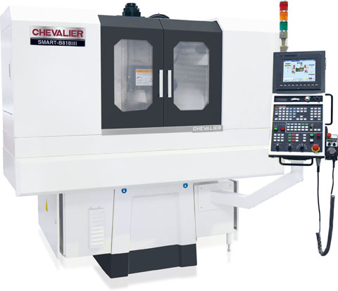 Multi-Function CNC Surface Grinder