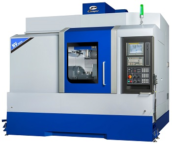 Smart Machine 5-axis Machining Center