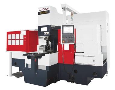 CNC Duplex Milling Machine