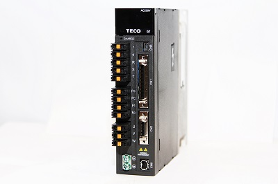 Communicating Type of AC Servo Drive / TECO ELECTRIC & MACHINERY CO., LTD.