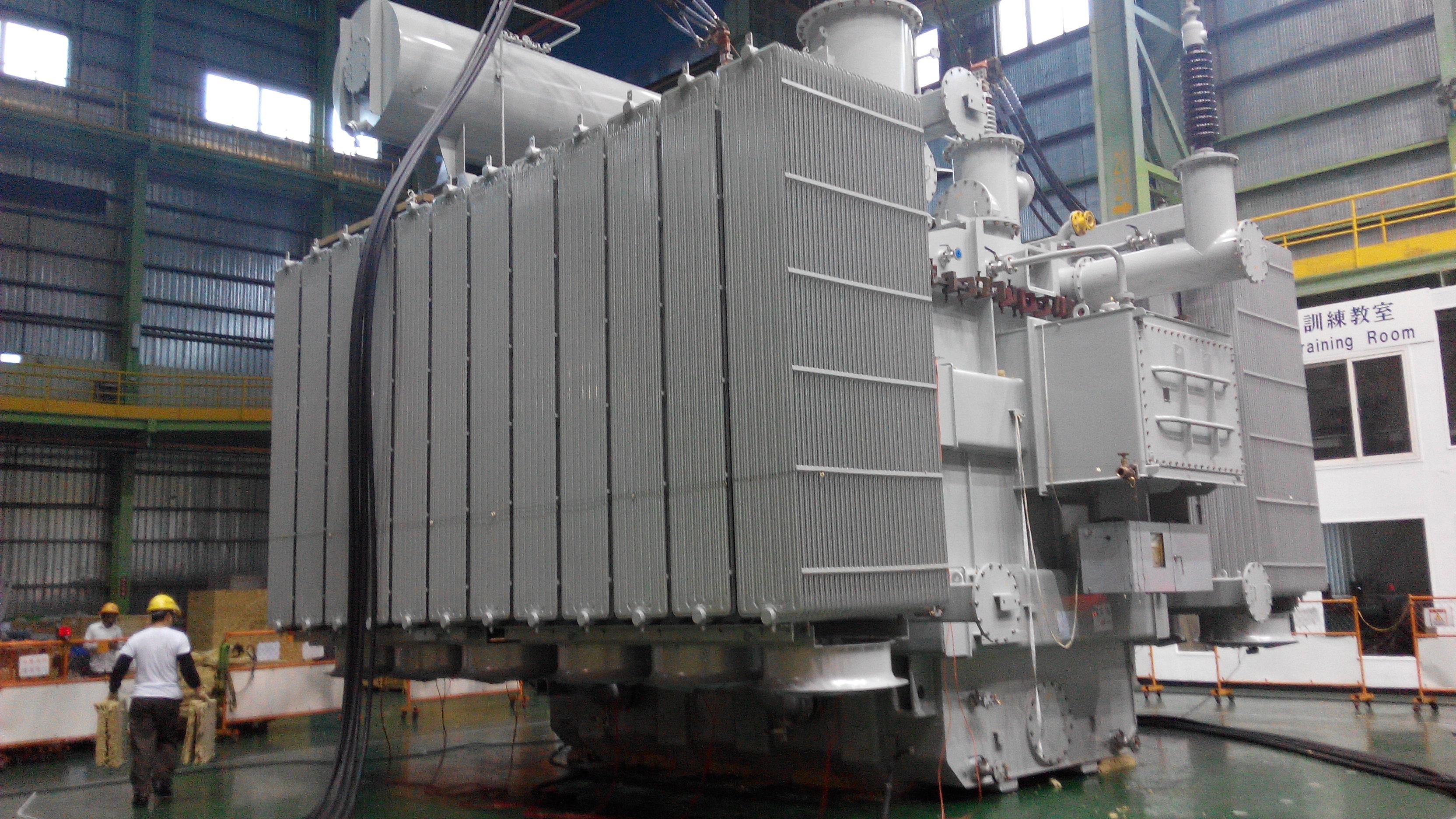 環保超低噪音變壓器 / 華城電機股份有限公司