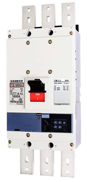 Electronic Molded Case Circuit Breaker / TECO ELECTRIC & MACHINERY CO., LTD.