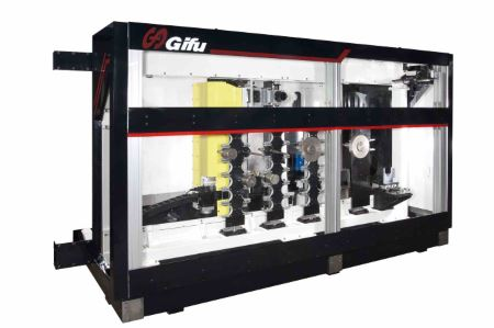 Intellectualized matrix tool storage system / GIFU ENTERPRISE CO., LTD.