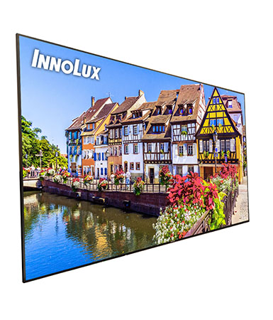 "65"" 8K AM RGB miniLED Display / Innolux Corporation"