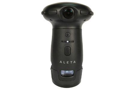 ULTRACKER Technology CO., LTD-Aleta S2C 360 Camera