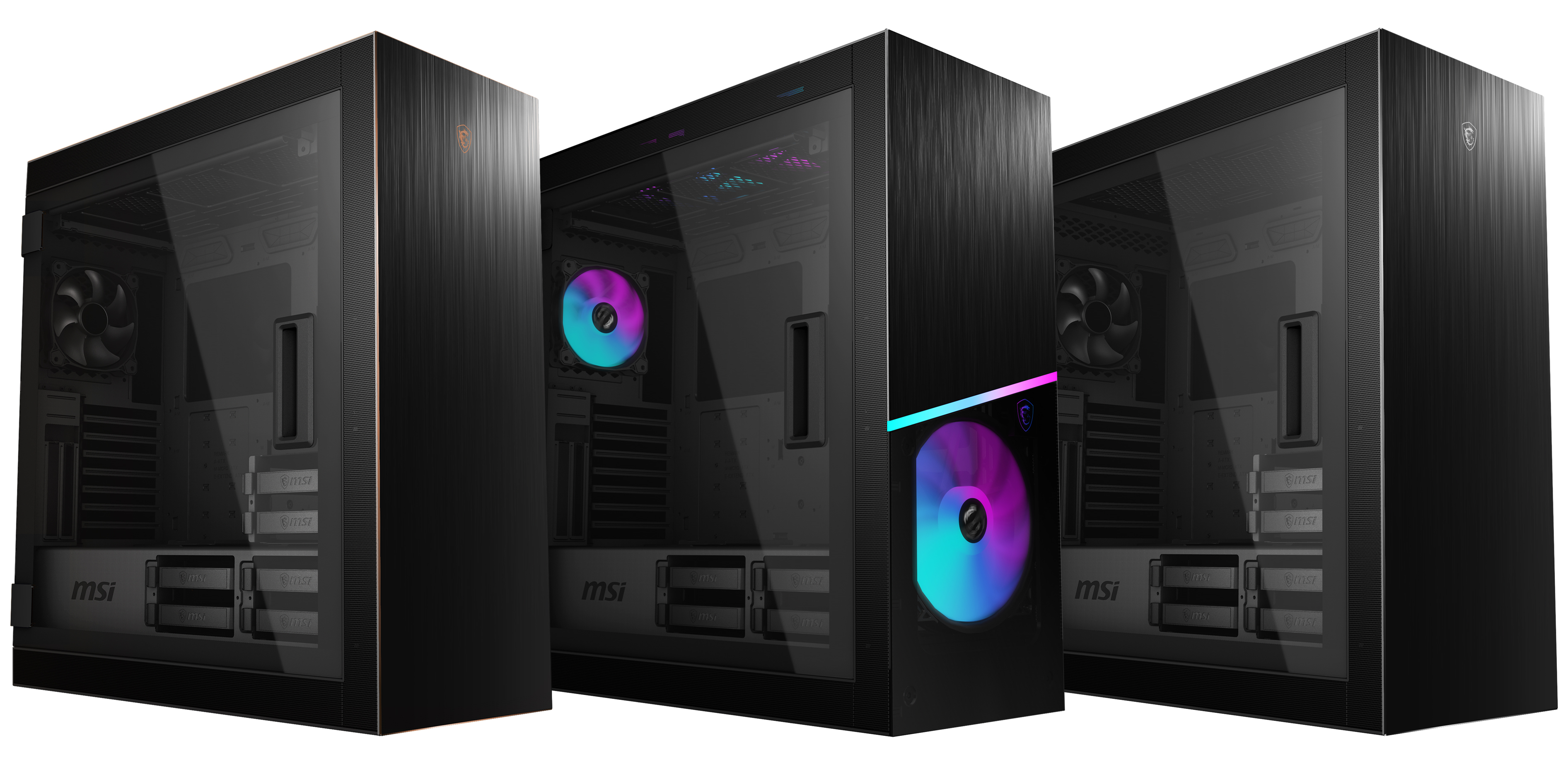 MPG SEKIRA 500 Series Gaming Case