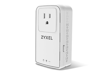 Zyxel Communications Corporation-G.hn wave 2 Powerline Pass-thru Gigabit Ethernet Adapter