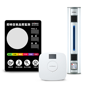 Total Air Quality Solution / Edimax Technology Co., Ltd.