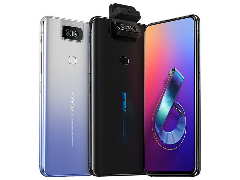ASUS ZenFone 6 / 華碩電腦股份有限公司