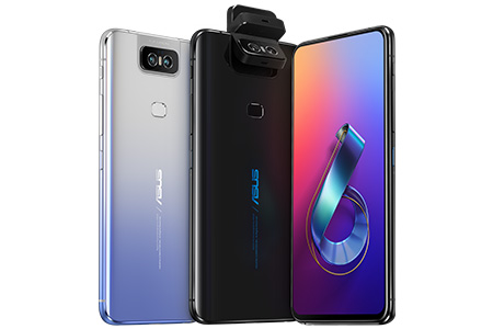 ZenFone 6 / 華碩電脳股份有限公司(ASUS)