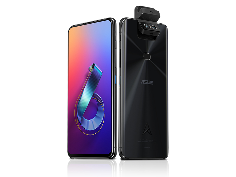 ASUS ZenFone 6 Edition 30 / 華碩電脳股份有限公司(ASUS)