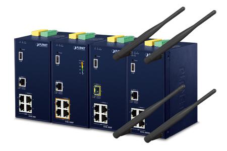 工業級多埠VPN路由器系列 / 普萊德科技股份有限公司