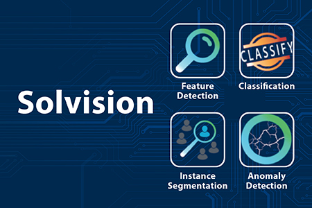 Solvision 智能檢測解決方案 / 所羅門股份有限公司