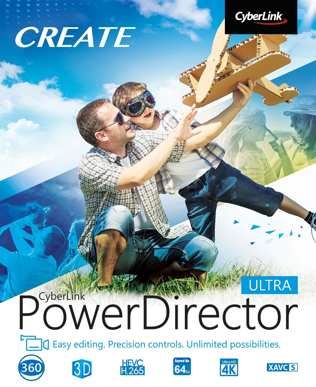 PowerDirector 18 / 訊連科技股份有限公司(CyberLink)