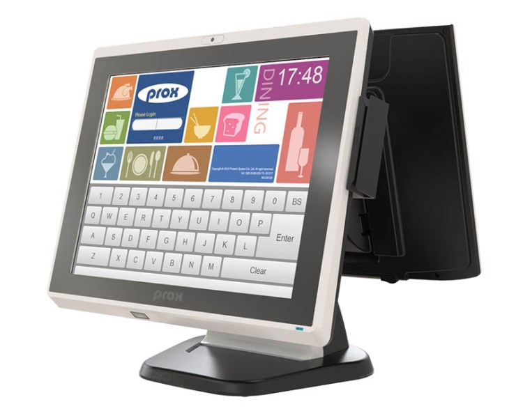 "15"" multi-functional integrated POS / Protech Systems Co., Ltd."