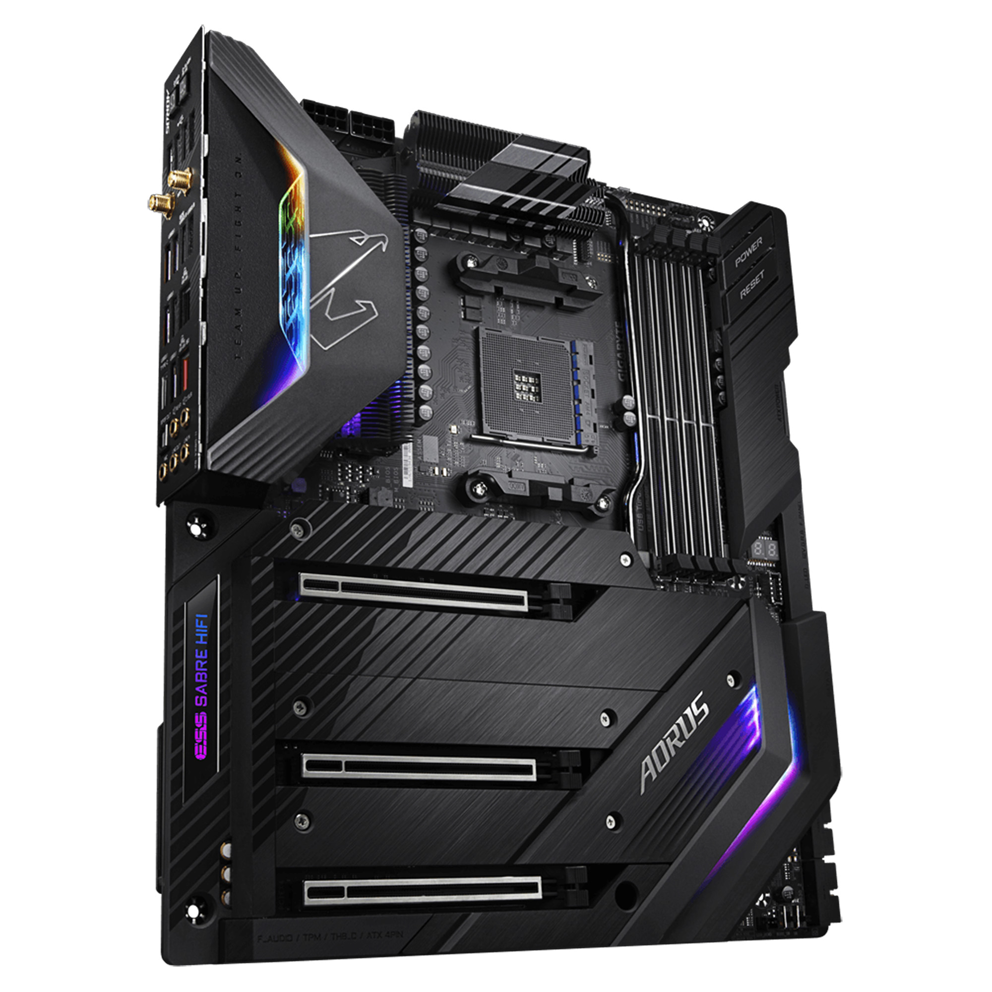 High performance and stable Gaming motherboard