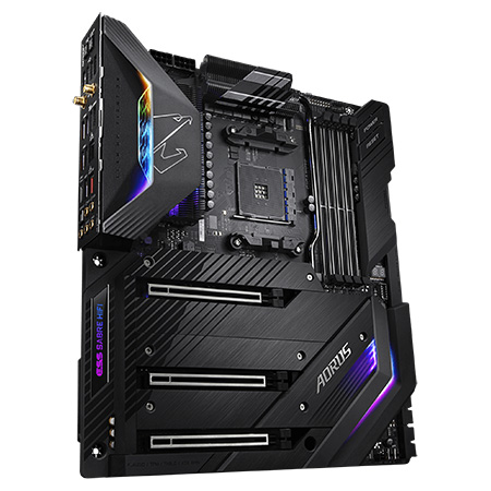 High performance and stable Gaming motherboard / GIGABYTE TECHNOLOGY CO., LTD.