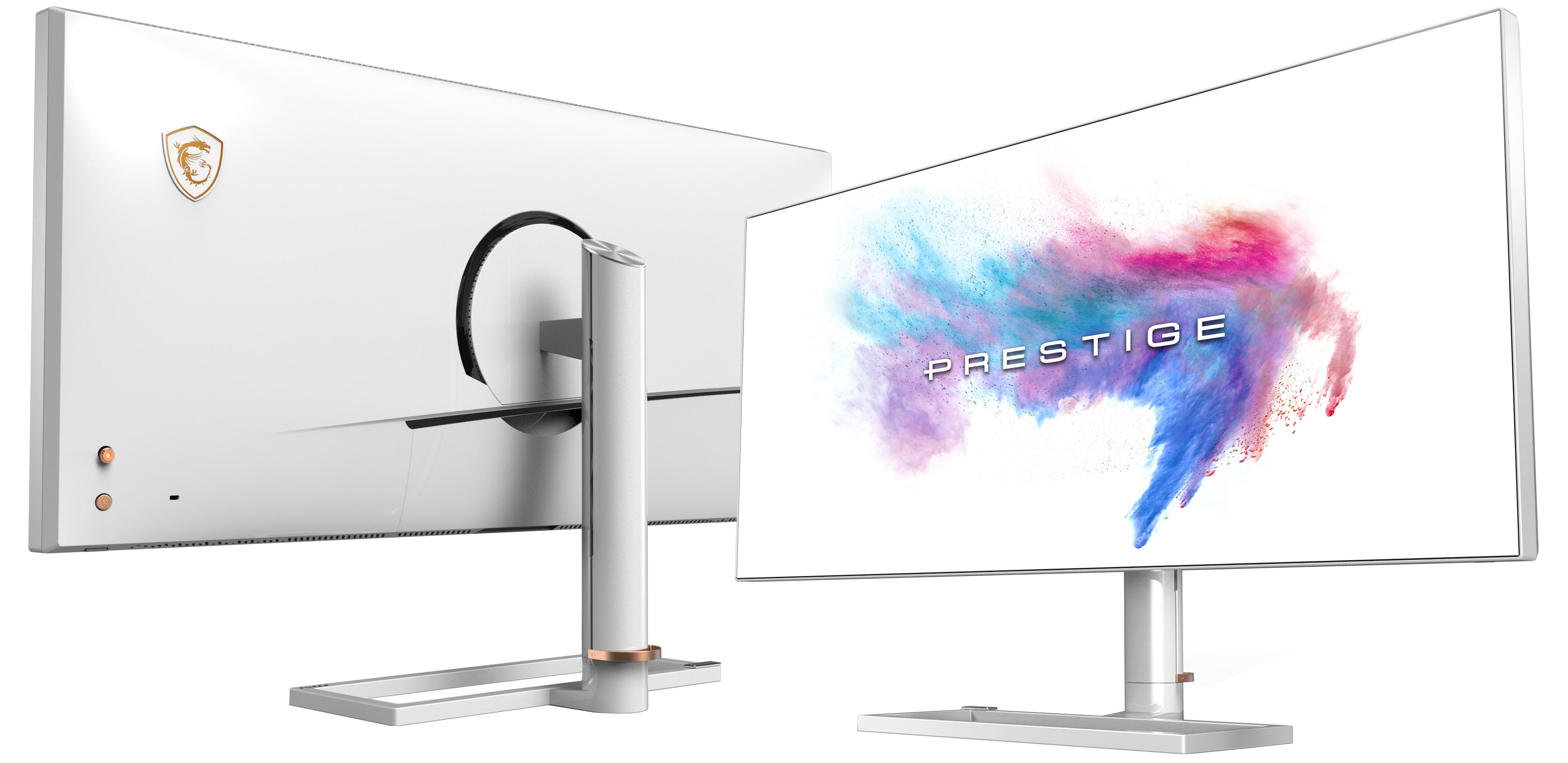Prestige PS341WU Creator's Monitor