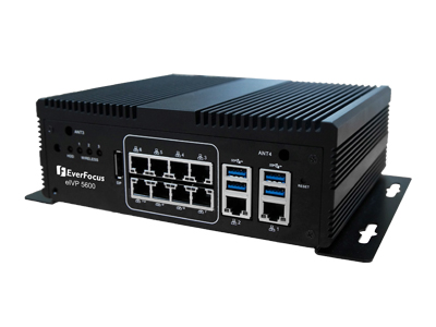 Intel Gen7 Core i7-7600U Mobile Network Video Recorder / EverFocus Electronics Corp.