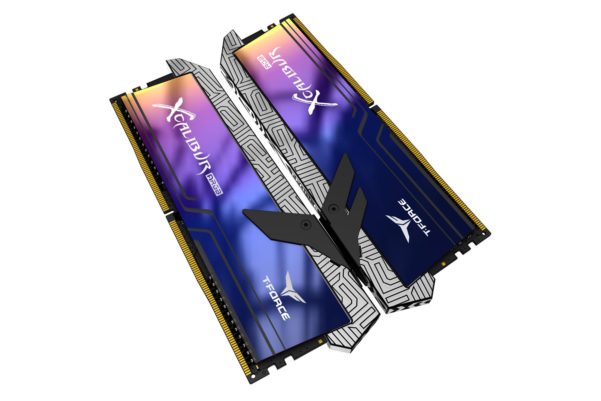 T-FORCE XCALIBUR RGB DDR4