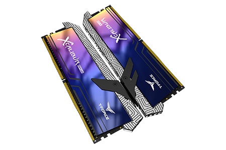 T-FORCE 王者之劍電競桌上型記憶體-十銓科技股份有限公司
