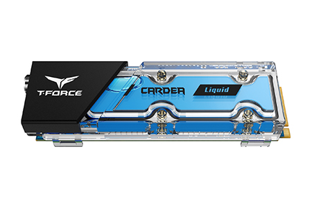 Team Group Inc.-T-FORCE CARDEA Liquid M.2 PCIe SSD