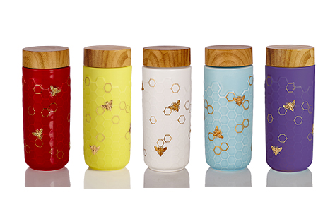 Bee Travel Mug (COLLECTION) / ARTCERA CORPORATION
