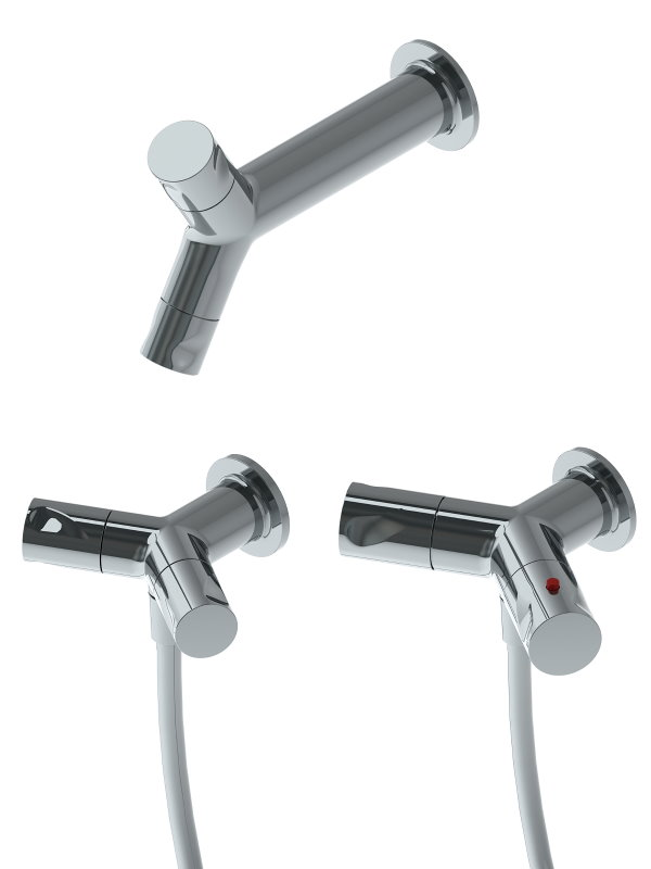 YES 2 Basin Faucet & Shower Mixer Set / SHENG TAI BRASSWARE CO., LTD.