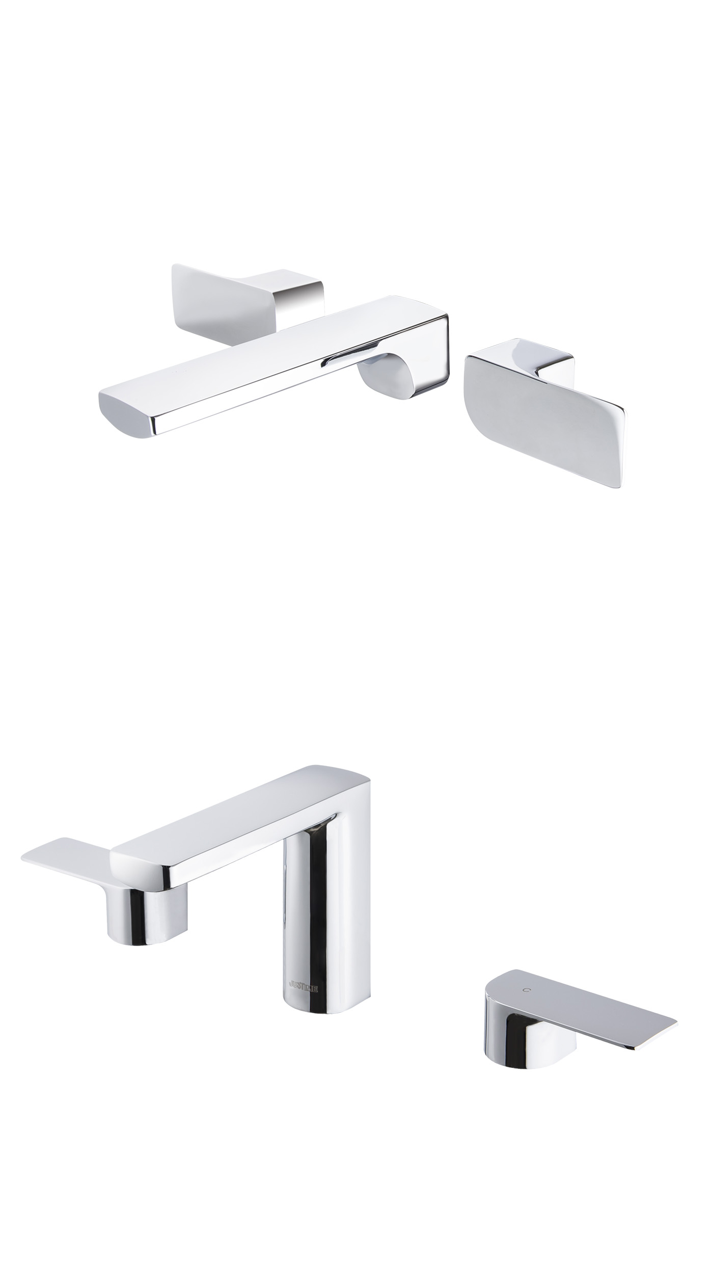 Arch 2 Two-Handle Basin Faucet /wall-mounted basin Faucet