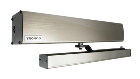 Automatic Swing door system / TRONCO ELECTRIC MACHINERY INC.