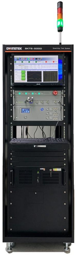 PKE/RKE測試系統 / 固緯電子實業股份有限公司