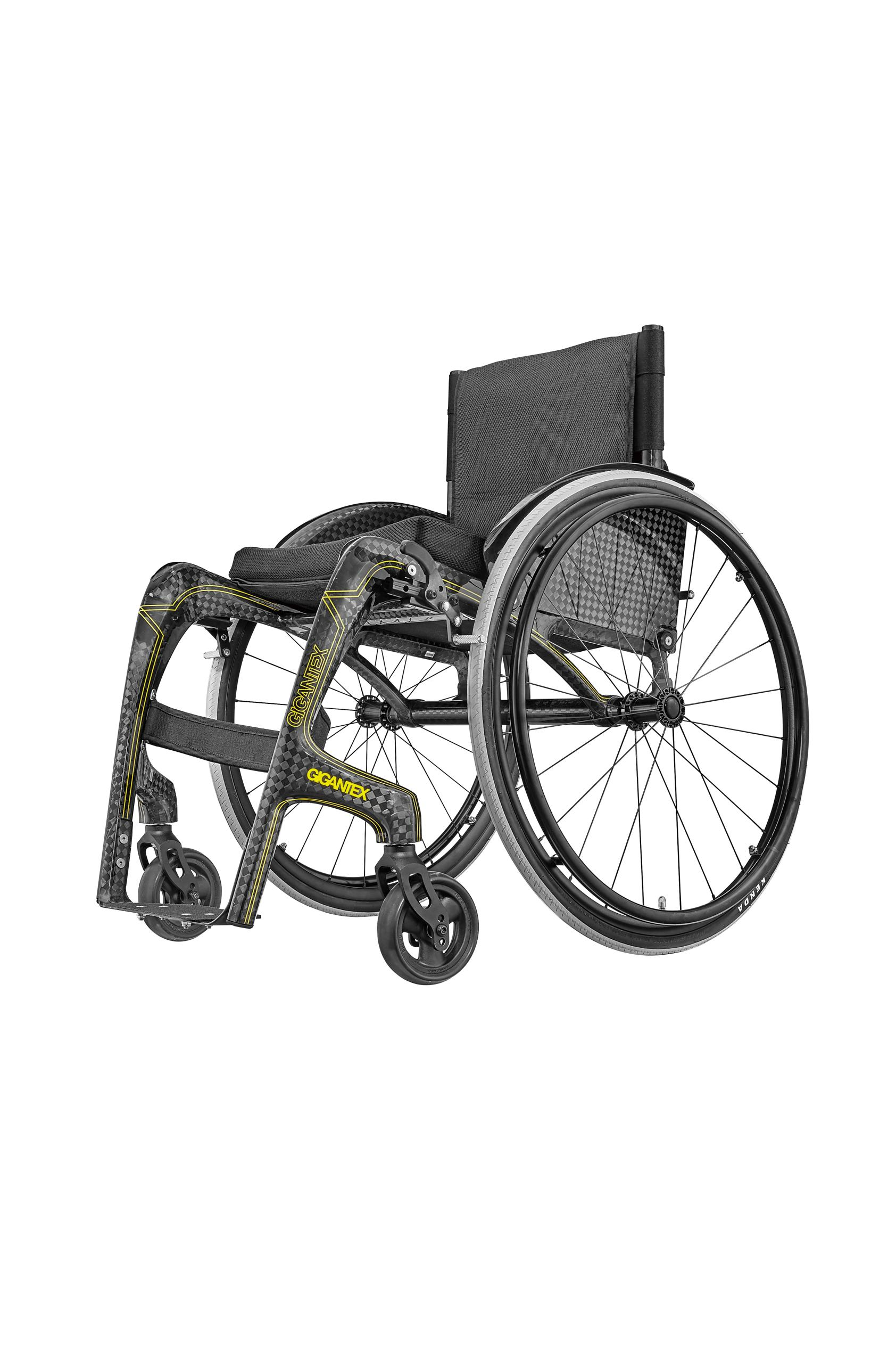 碳纖維輪椅