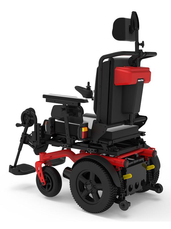 多功能复健型电动轮椅