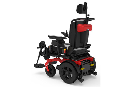 MERITS HEALTH PRODUCTS CO., LTD.-Multi-Rehab Function Power Wheelchair