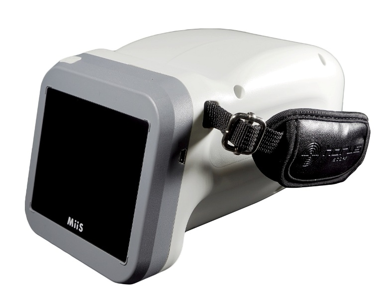 赫羅斯數位手持式眼壓計 / 晉弘科技股份有限公司