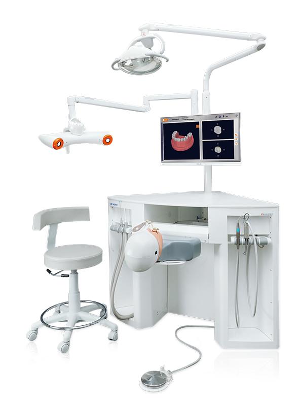 SimEx牙科AR擴增實境訓練模擬系統