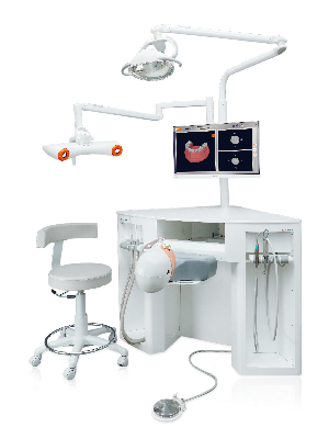 SimEx Dental Augmented Reality Simulator / EPED Inc.