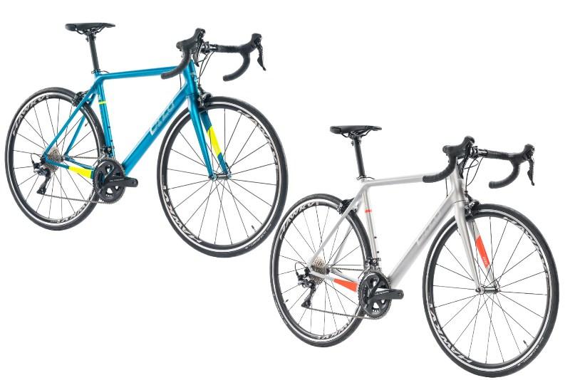 碳纖維公路自行車 / 明安國際企業股份有限公司