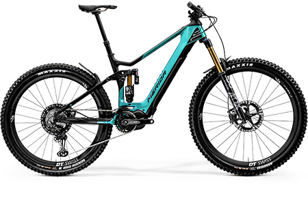 NEW sports-type e-Mountain Bike / MERIDA INDUSTRY CO., Ltd.