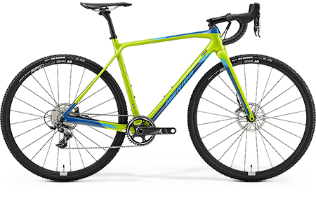ALL NEW CYCLO CROSS BICYCLE / MERIDA INDUSTRY CO., Ltd.