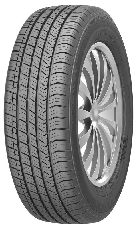 SUV非對稱休旅車用胎 / 建大工業股份有限公司